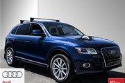 2017 Audi Q5 2.0T Technik qtro 8sp Tip Mid-sized Used SUV For Sale