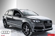 2015 Audi Q7 3.0 TDI Vorsprung Ed. quattro 8sp Tiptronic 2015 Q7 Diesel - Only 115 KM!