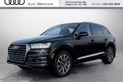 2017 Audi Q7 3.0T Technik quattro 8sp Tiptronic 2017 Q7 - Black on Black