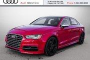 2016 Audi S3 2.0T Technik quattro 6sp S tronic Embodying The Essence Of Performance