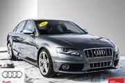 2012 Audi S4 3.0T Prem S tronic qtro 3.0L V6 2012 S4