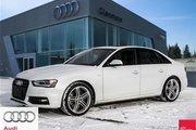 2015 Audi S4 3.0T Technik quattro 7sp S tronic Understated Design - Audi S4