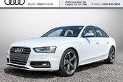 2016 Audi S4 3.0T Technik plus quattro 7sp S tronic Quick To Impress