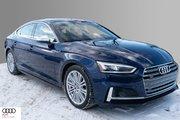 2018 Audi S5 Sportback 3.0T Technik quattro 8sp Tiptronic The Invisible Intent of Design