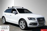 2014 Audi SQ5 3.0 8sp Tiptronic Technik Under 25,000 km - Fast SUV