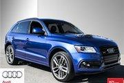 2015 Audi SQ5 3.0T Technik quattro 8sp Tiptronic No Accidents & One Owner - 2015 SQ5