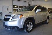 Chevrolet Orlando LT Certifié GM :) 2014