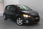 Chevrolet Sonic LT - TOIT OUVRANT - mylinks - ROUE 17'' - SIEGE CH 2014