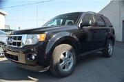 Ford Escape XLT / MANUELLE / AIR / GR ELECT / CRUISE / NOUVEL 2012