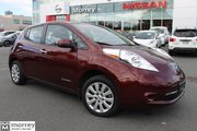 2016 Nissan Leaf S ULTRA LOW KMS NO ACCIDENTS QUICK CHARGE