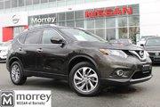 2015 Nissan Rogue SL AWD LEATHER NAVIGATION LOADED