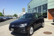 2016 Volkswagen Tiguan Special Edition - Well Equiped