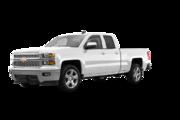 CHEVY TRUCKS SILVERADO 1500 DOUBLE 4X4 2LT 2015