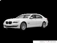 2015 BMW 7 Series Sedan