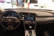 2018 Honda Civic Sedan LX w/backup cam, $161.65 B/W