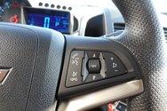 Chevrolet Sonic AUTOMATIQUE*BLUETOOTH*CLIMATISEUR 2015