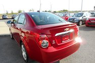 2015 Chevrolet Sonic AUTOMATIQUE*BLUETOOTH*CLIMATISEUR