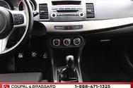2012 Mitsubishi LANCER EVOLUTION GSR AWC GSR,PNEUS ET FREINS NEUFS AUX 4 ROUES.