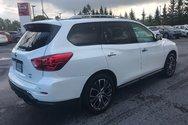 Nissan Pathfinder Sl tech 2017