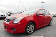 2008 Nissan Sentra SER SPEC-V,MAGS,AILERON,ANTIBROUILLARDS