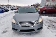 Nissan Sentra S*BAS MILLAGE*AIR CLIM*BLUETOOTH*JAMAIS ACCIDENTÉ 2013