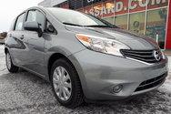 2014 Nissan Versa Note SV*JAMAIS ACCIDENTÉ*INSPECTION COMPLET