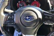 Subaru WRX SPORT TECH*CUIR*GPS*JAMAIS ACCIDENTÉ 2016