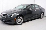 2017 Cadillac ATS SEDAN AWD LUXURY LUXURY AWD NAVI TOIT CUIR