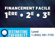 Chevrolet Cruze 2LT, CUIR, TOIT, BLUETOOTH 2015