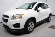 2015 Chevrolet Trax FWD LS BLUETOOTH GROUPE ELECTRIQUE