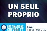 Chevrolet Trax AIR, BLUETOOTH, 41855 KM 2014