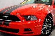 2014 Ford Mustang COUPE CAMERA DE RECUL BAS KILOMETRAGE