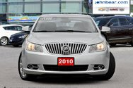 2010 Buick LaCrosse CXL LUXURY PACKAGE, LEATHER HEATED SEATS