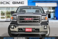 2014 GMC Sierra 1500 SLE - CREWCAB, ONE OWNER TRADE