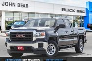 2015 GMC Sierra LS Double Cab - One Owner, LOW KM'S