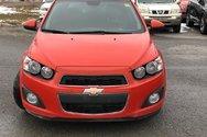 2012 Chevrolet Sonic LT 5 Dr Hatchback