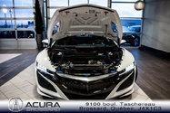 2017 Acura NSX SH-AWD HYBRIDE ***NEUVE***
