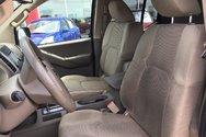 2014 Nissan Frontier Crew Cab SV 4x4