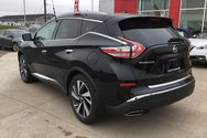 2015 Nissan Murano Platinum AWD with Winter Tires on Alloys