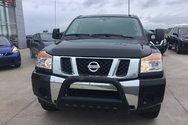 2013 Nissan Titan SV CREW CAB 4x4 W/CAP Inc.