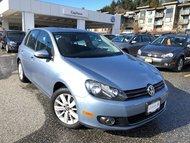 2012 Volkswagen Golf 5-Dr TDI Comfortline 6sp