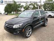 2017 Volkswagen Tiguan Highline  - Navigation - $247.44 B/W