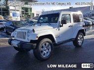 2015 Jeep Wrangler Sahara  -  A/C - $210.59 B/W