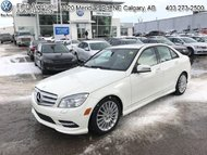 2011 Mercedes-Benz C-Class C 300 4MATIC  - $153.43 B/W