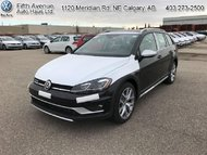 2018 Volkswagen GOLF ALLTRACK Base  - $249.14 B/W