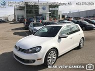 2013 Volkswagen Golf 2.0 TDI Highline  - Leather Seats - $174.74 B/W