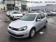 2013 Volkswagen Golf 2.5 Trendline  - Certified - $116.82 B/W