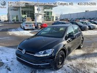 2018 Volkswagen Golf Trendline  - $145.60 B/W