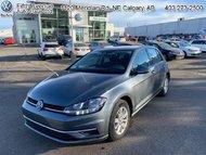 2018 Volkswagen Golf Trendline  - $140.15 B/W