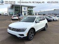 2018 Volkswagen Tiguan Highline 4MOTION  - Certified - $234.03 B/W